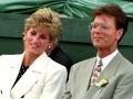 Cliff met Princess Diana.