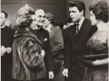 1962 Cliff en zijn moeder ontmoeten Princess Margaret in The 59 Club.