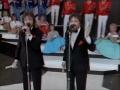 The Kalin Twins, tijdens de 30th Annivarsery Show in 1989. Hal overleed in 2005 en Herbie in 2006.