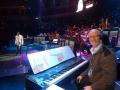 Keith Hayman, MD van Cliff van 2006-2010, speelde keyboard bij de 50th Anniversary Tour.