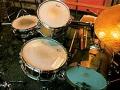 Premier drumkit  Brian Bennett in 2e jaar Shadows.