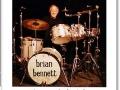 Brian Bennett speelt nog steeds op de 1963 Ludwig kit.