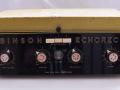 Binson Echorec B2 1965, Front 4 knops uitvoering met zwarte Binson knop en 3 kanalenkiezer. Door Hank Marvin in  gebruik van 1969-1973.