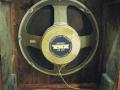 Fane Black Vox label speaker 183G Alnico 18 inch Bass 16 ohm 60 watt ceramic toegepast in Foundation Bass eind 1965.