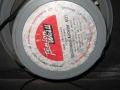 Fenton-Weill label Goodmans Audium 60 C bass speaker 15 watt 15 ohm.