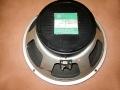 Goodmans 12P 12 inch grey 8 ohm ceramic. Gebruikt voor Vox Supreme.