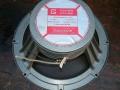 Goodmans 15 inch Audiom 15-P speaker 50 watt 8 ohm, als gebruikt in Jennings B3 Bass cabinets.