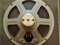 Goodmans 768 10 inch 6 spoke 15 ohm, alnico, cone 1038, toegepast in Vox AC10 en Twins, Mistery Amp en Jennings Line Source LS 410 speakerboxen.