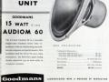 Goodmans advertentie 1955.