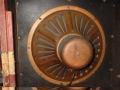 Goodmans Fan Frame 15 inch zoals gebruikt in Selmer Selector-Tone Amp 25 watt 1961.