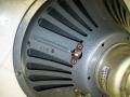 Goodmans Fan frame 12 inch 8 Ohm alnico Grey gebruikt in AC15 Twin 1962-1963.