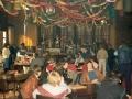 1984 maart 4e Harmonie middag, optreden The Strangers uit Den Haag, vanuit de zaal.