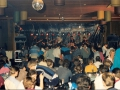 1986 april 8e Harmonie 1e Goes back in time avond, optreden The Shakin' Arrows vanuit de zaal.