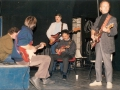 1988 november Noorderligt. Repetitie Jet Harris en FBI.