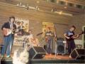 1989 maart 14e Pas Buiten Back to the Sixties avond. Optreden The Hunters met Ron Bijtelaar als sologitarist.