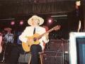 1991 sept 19e Het Wit Paardje middag, Robin Timmerman van Guitar Syndicate met acoustische act.