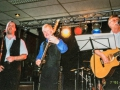 2001 april 40e De Druiventros middag, Brian Locking speelt met Gee Whizz.