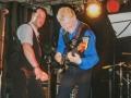 2001 april 40e De Druiventros middag, Brian Locking speelt met Gee Whizz.