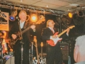 2001 april 40e De Druiventros middag, Brian Locking speelt met Guitar Syndicate.
