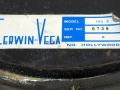 Cerwin Vega typeplaatje.