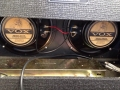 Vox Gold Bulldog Eminence speakers 10 inch toegepast in AC15TB2 Twin Marshall productie Korg1995-2003.
