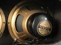 Oxford Gold Bulldog 12 inch als gebruikt in de Vox Buckingham 1966.