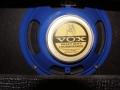 Vox Blue Bulldog HD speaker 8 inch als gebruikt in Koreaanse Vox Pathfinder V9158 (1999-2002).