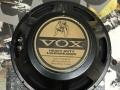 Vox Gold Bulldog 12 inch 8 ohm Eminence speaker uit AC15TB Single Marshall 1995-2003.
