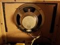 Vox Special VT20 speaker 8 inch 4 ohm als gebruikt bij Valvetronix VT20 Chrome Series (2008-2010).