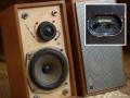 Ditton 10 Hifi Studio speakers uit 1964.
