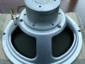 1950 maart G12 B025 15 Ohm generieke speaker 12 watt.