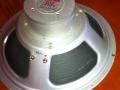 1951 Rola label G12 B025 15 ohm Alnico generieke speaker 12 watt, sprayed oyster hammertone, met alu draad op de winding.