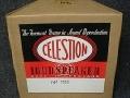 1963-1965 originele Celestion doos.