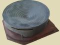 De eerste conische vorm vastgezet met Chinees bamboe uit 1927.