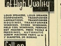 Rola advertentie uit 1938.