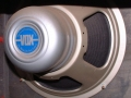 Celestion 12 inch T.1088 Grey Alnico speaker 8 ohm met Vox Sound Equipment Limited (VSEL) label.