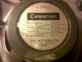 G12 H 25 w 15 ohm ceramic Celestion Ltd Thames Ditton label.