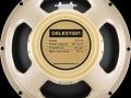 Celestion G12M-65 watt Cream ceramic als gebruikt in Vox AC15C1-CM van Korg China.