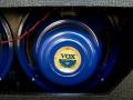 Celestion Reissue Vox label Blue speaker uit de AC30 TBX 1993 die bij Marshall werd gemaakt. All British.