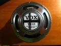 Celestion VX10 10 inch 16 ohm o.a. gebruikt in Vox AC10C1, de AC4C1 BL en de AC4C1-TV BC Two Tone van Korg China.
