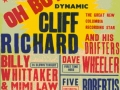 Affiche Oh Boy show Cliff Richard & The Drifters.