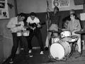 Cliff & Early Shadows, met Jet Harris en Tony Meehan op Ajax drums.