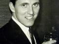 Bruce tijdens een afterparty  tijdens de South Africa Tour 1963.