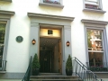 Ingang Abbey Road Studio.