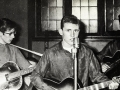 The Railroaders, de eerste band van Hank en Bruce in 1957.