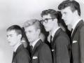 Early Shadows, van links naar rechts Tony, Jet, Hank en Bruce,