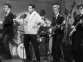 Cliff en Shadows in 1961.