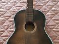 Framez Perla acoustische gitaar 1958, front.
