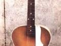 Framez Sport Jazz gitaar 1958, front.