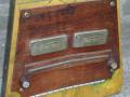 Framez lapsteel 1957-1959 by Wandre, pickups.